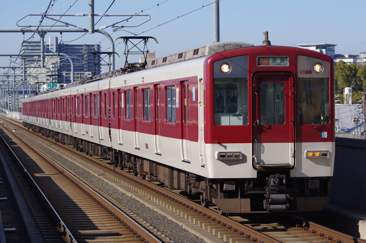 近鉄1026系VH28