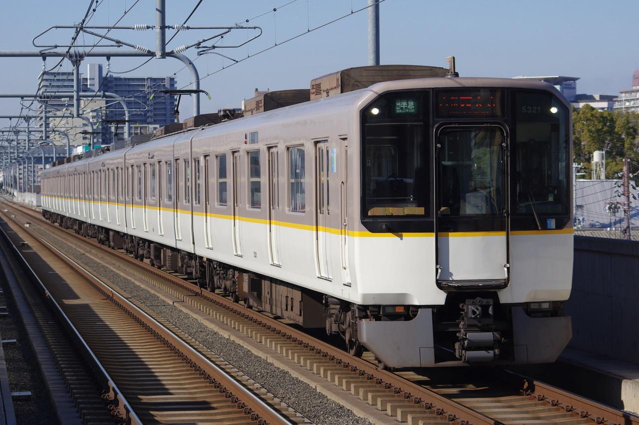 近鉄5820系DH21