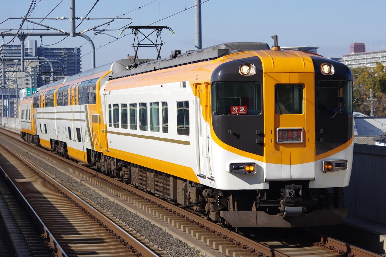 近鉄30000系(ビスタEX)