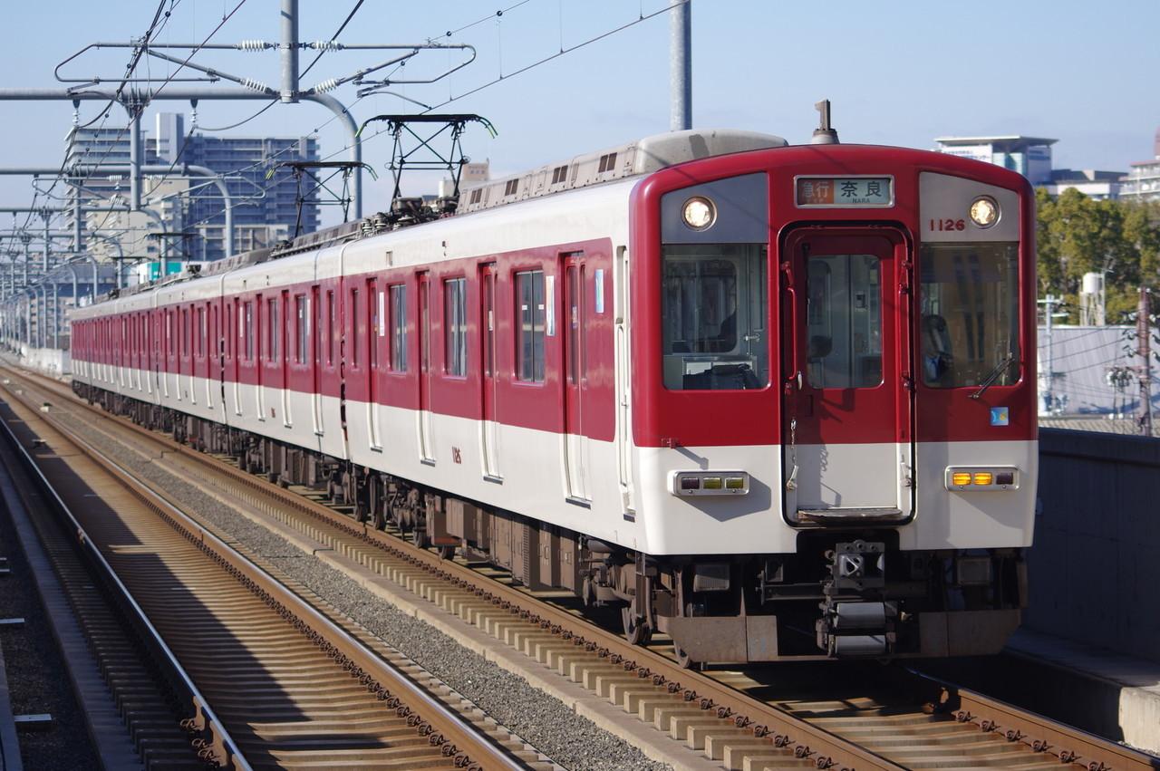 近鉄1026系VH26