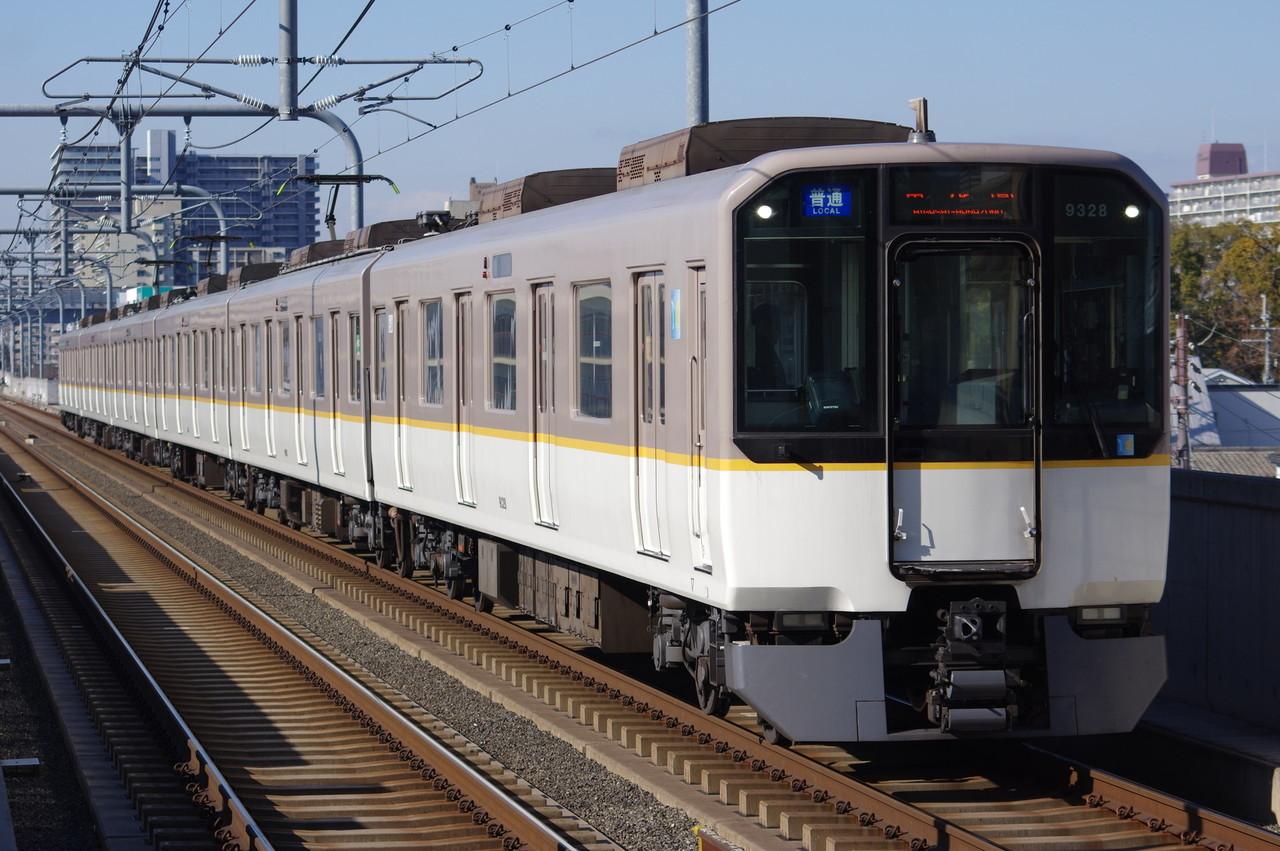 近鉄9820系EH28