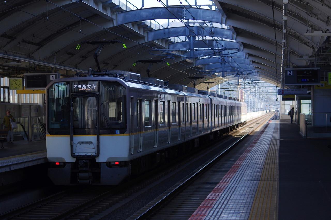 近鉄9020系EE21(フルカラーLED)