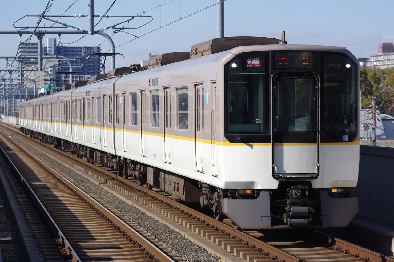 近鉄9820系EH27