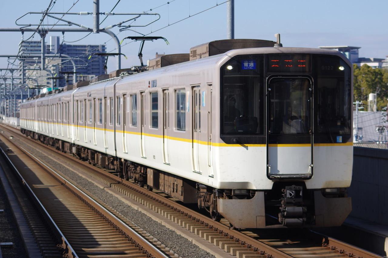 近鉄9020系EE22