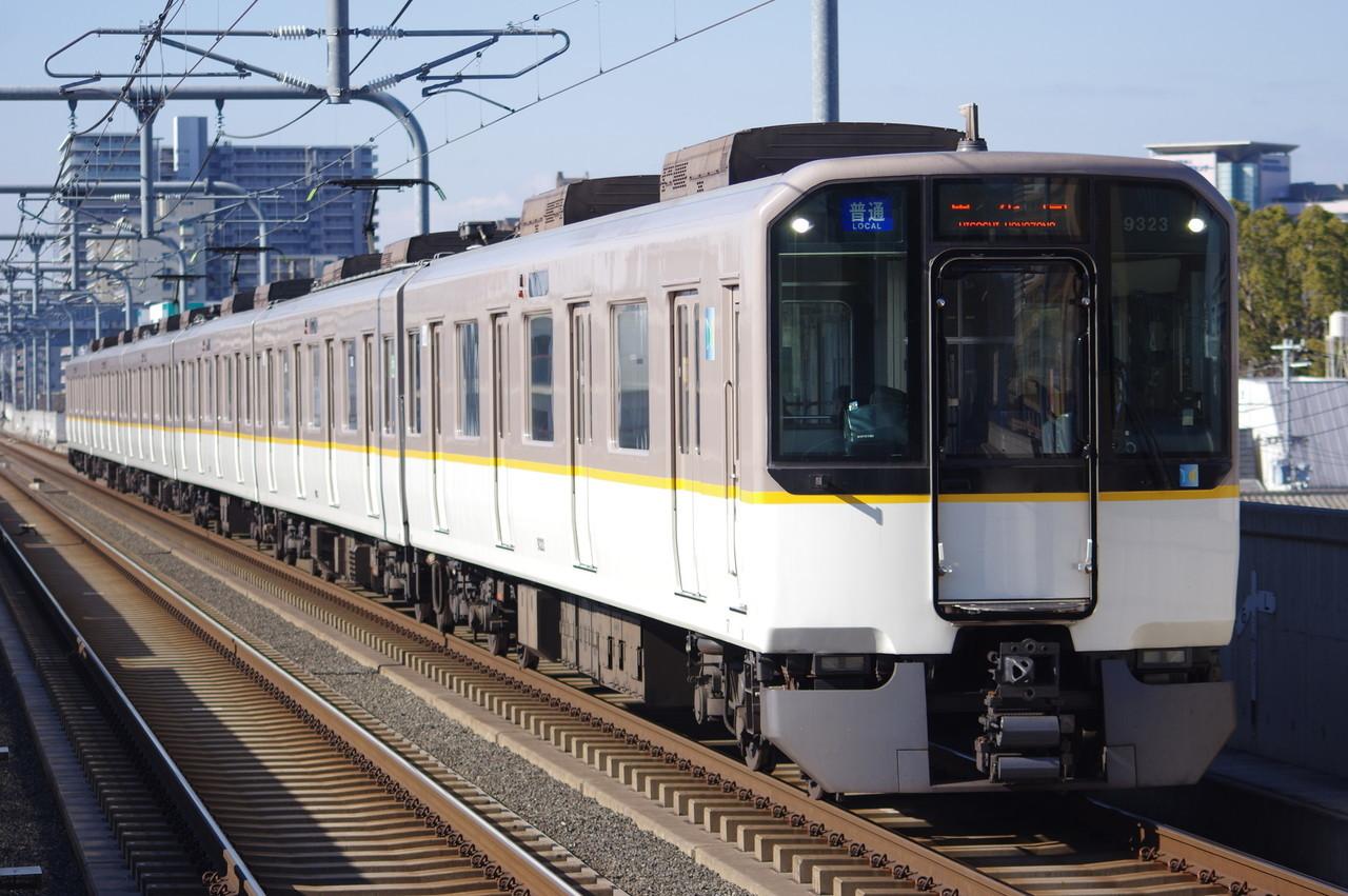 近鉄9820系EH23