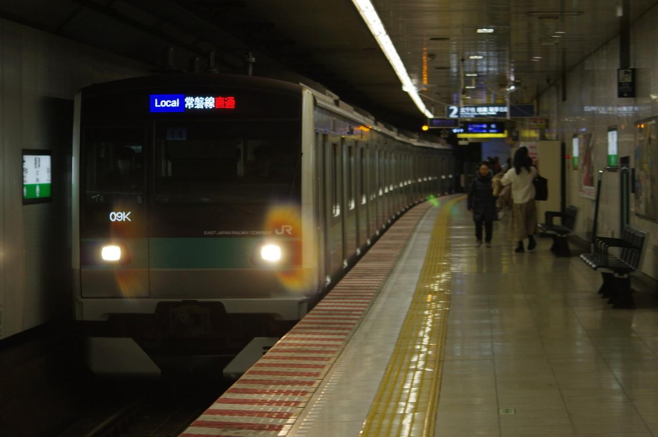 E233系2000番台マト14編成
