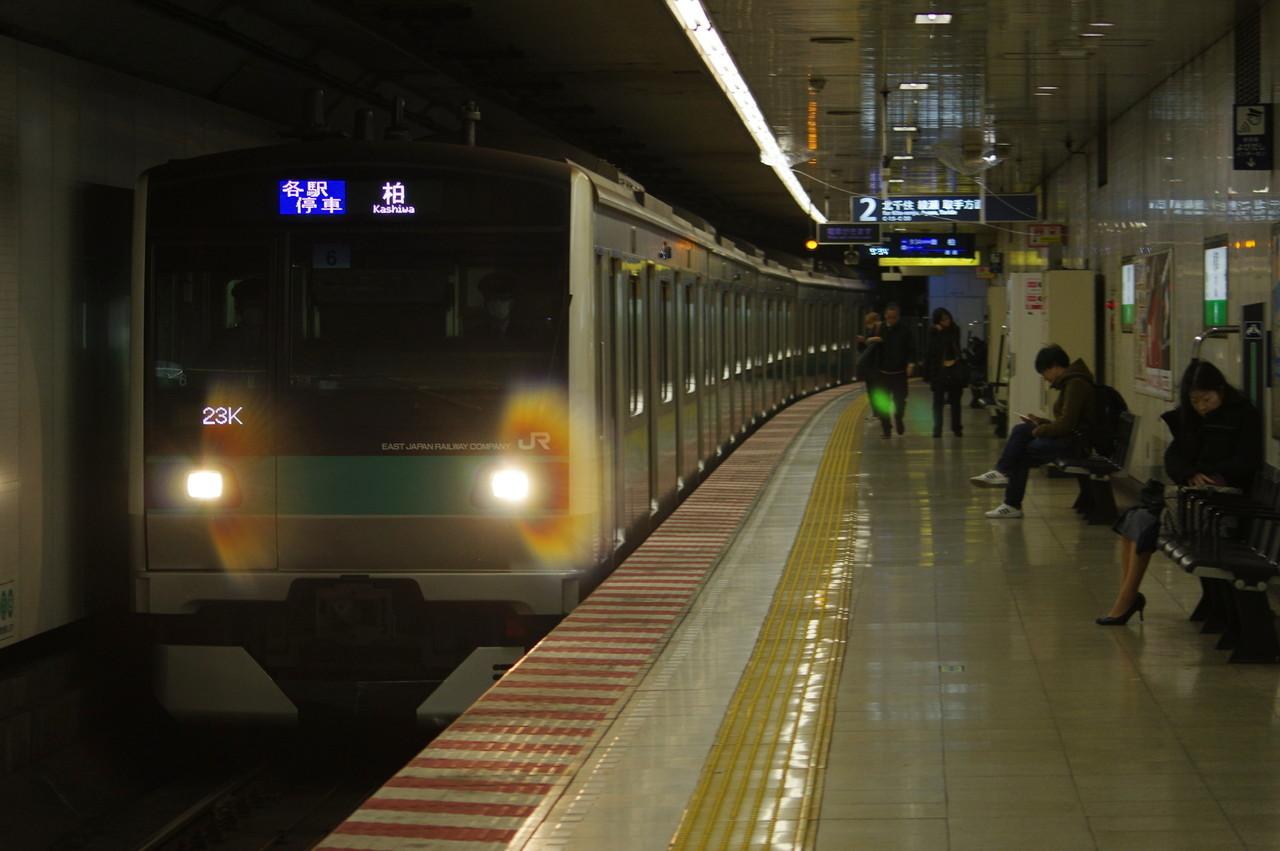 E233系2000番台マト6編成