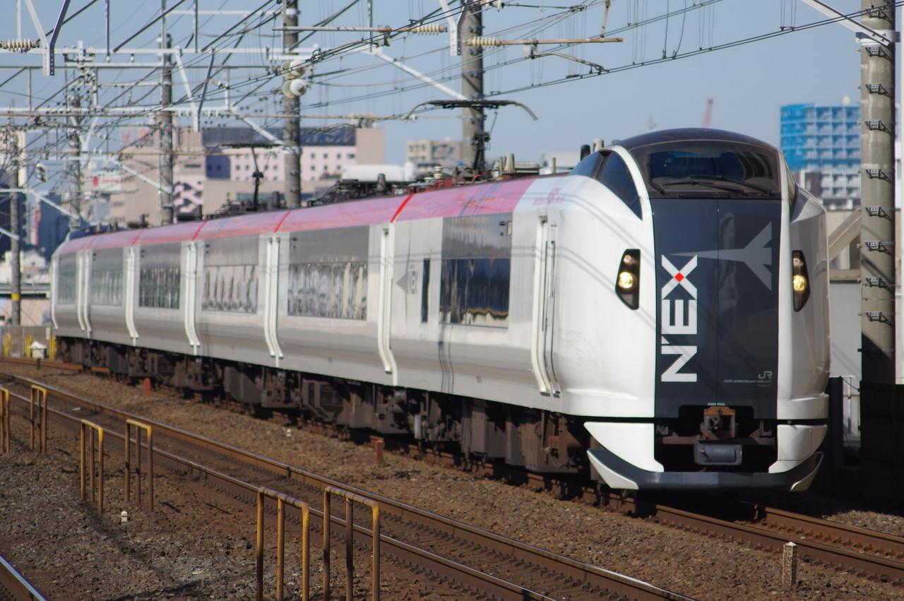 E259系Ne021編成