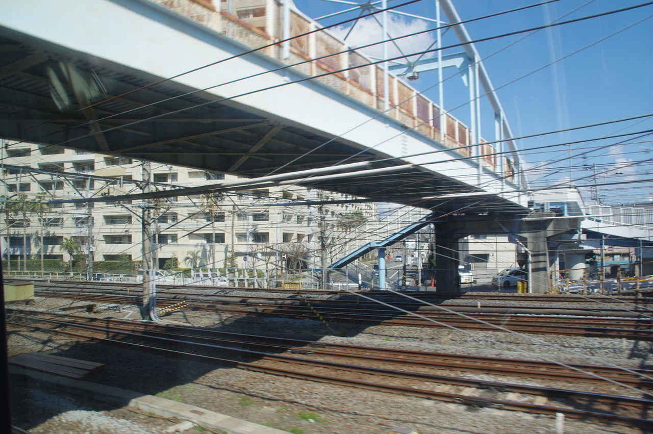 笠間跨線橋