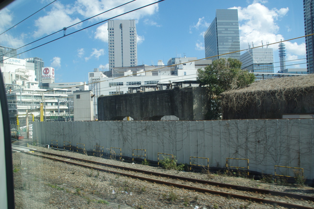 東横線の廃線跡