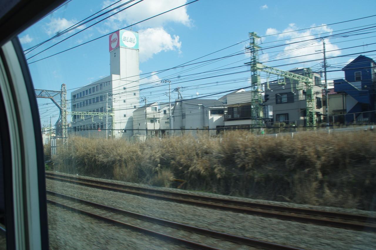 ヤクルトの建物