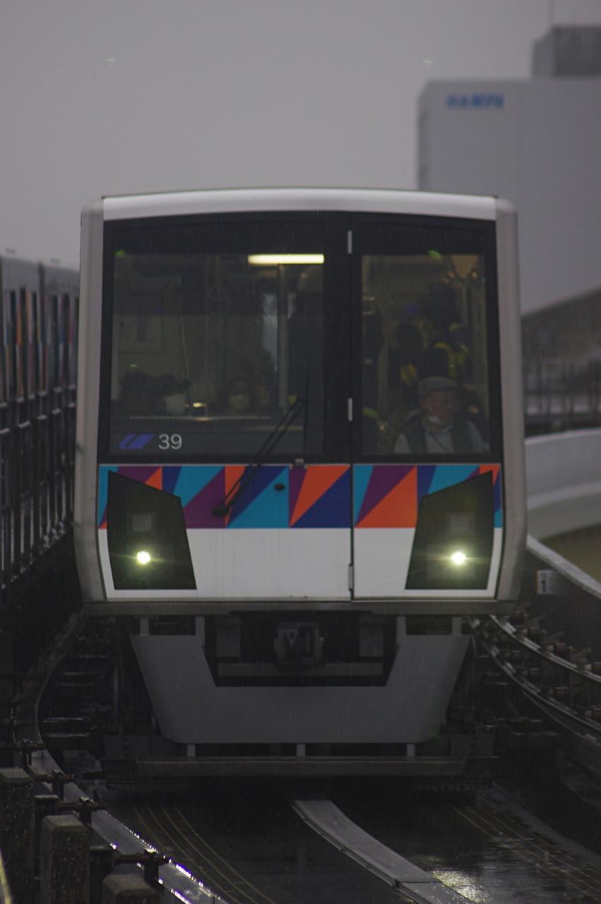 横浜シーサイドライン2000型第39編成