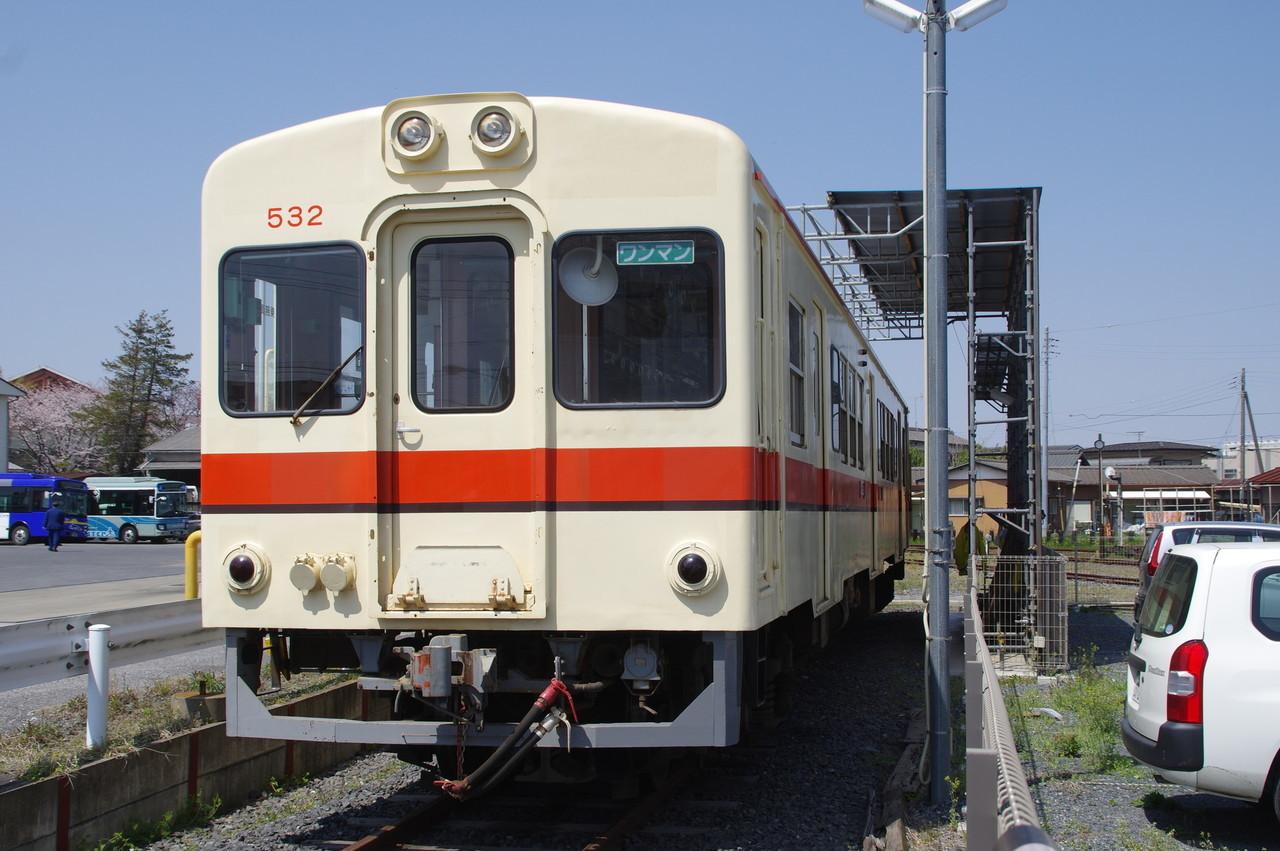 関東鉄道キハ532形