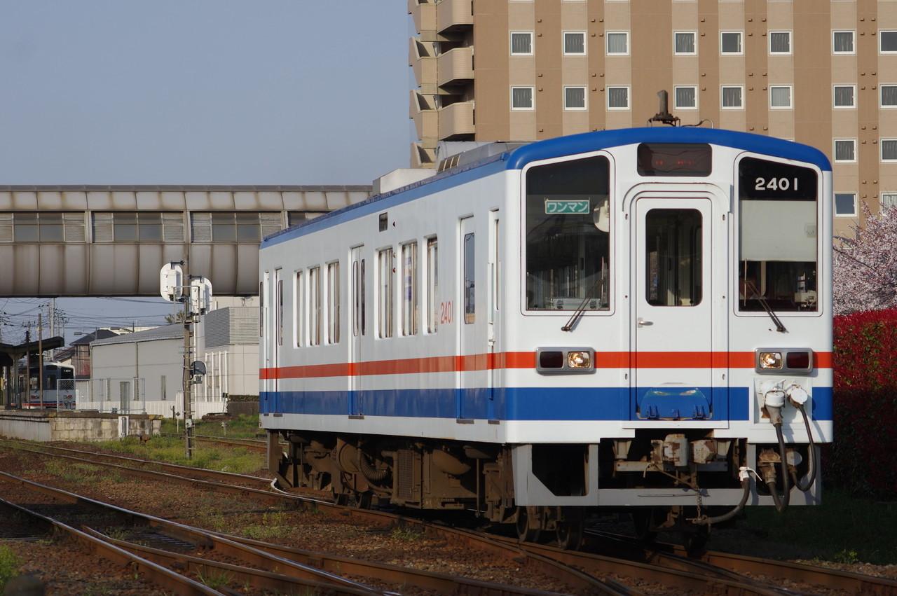関東鉄道キハ2401