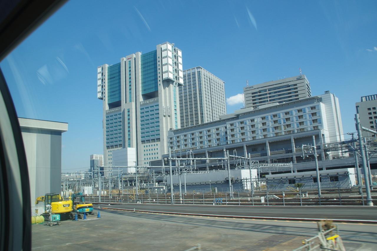 NTT品川ビル