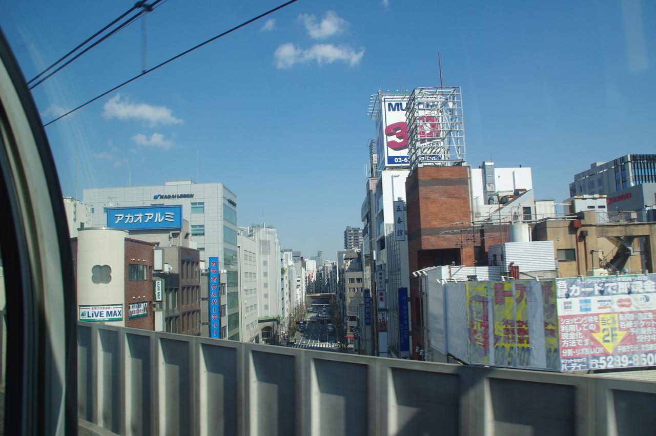 神田金物通り付近
