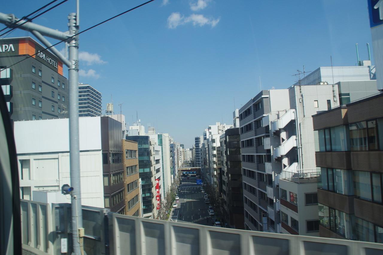 神田平成通り付近