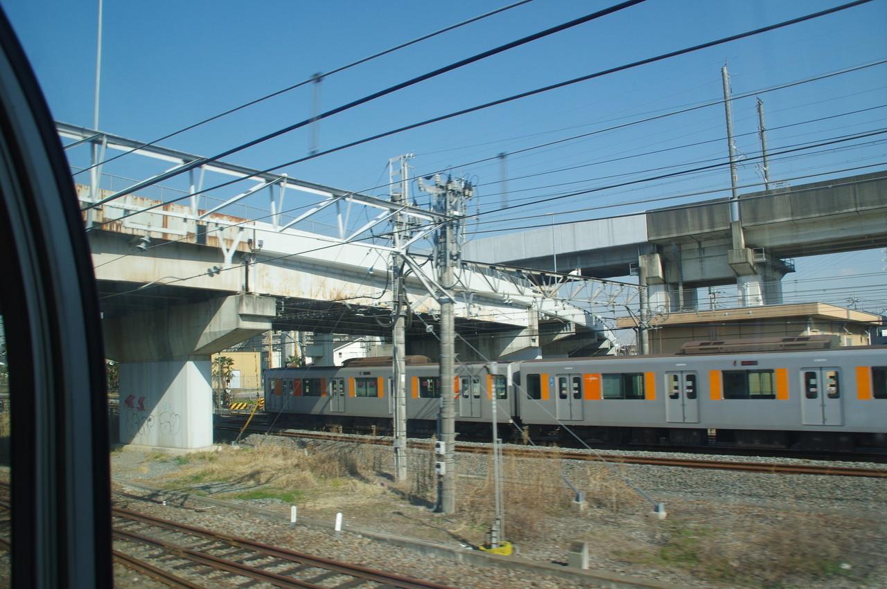 東武50050系