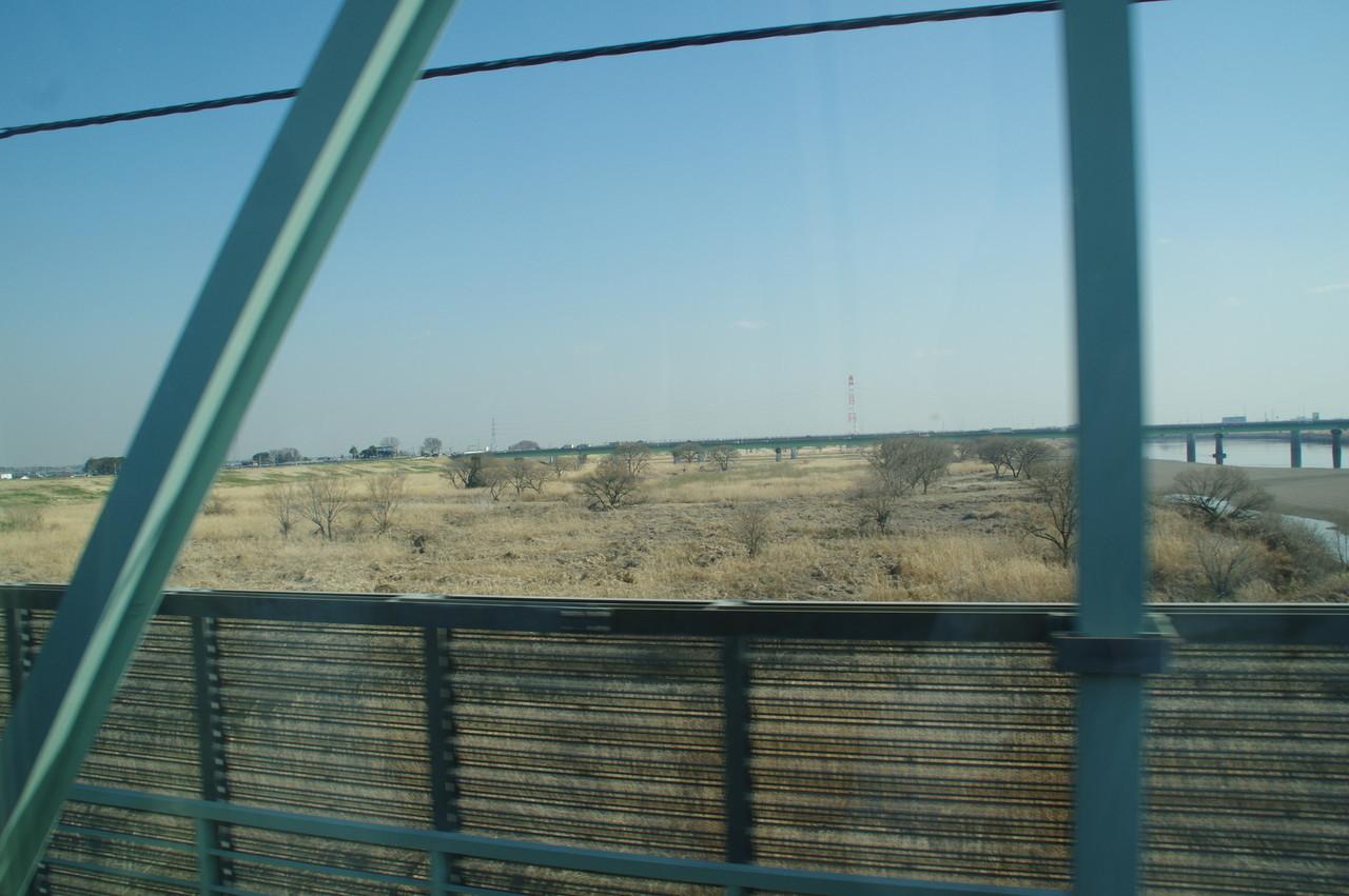 利根川の高水敷