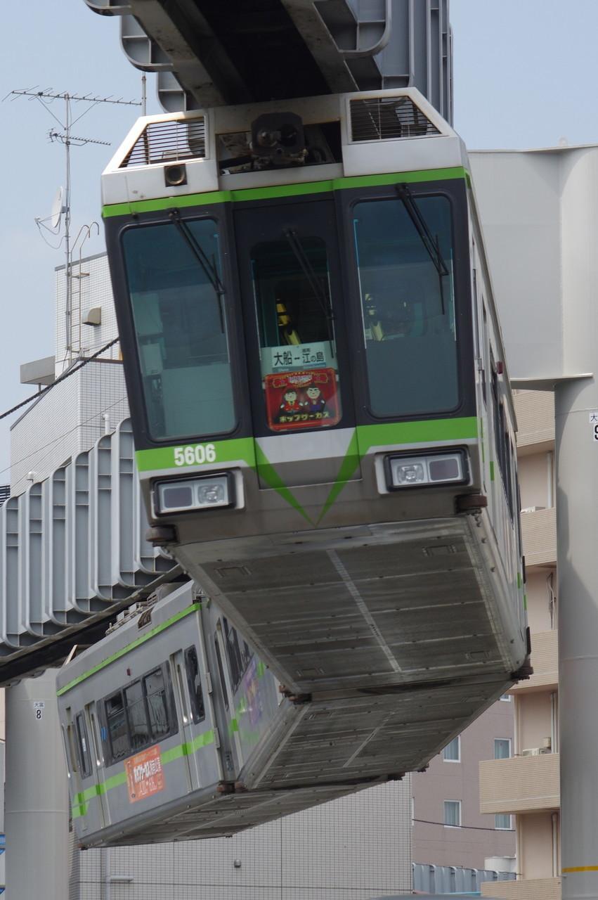 5605編成 ポップサーカス号