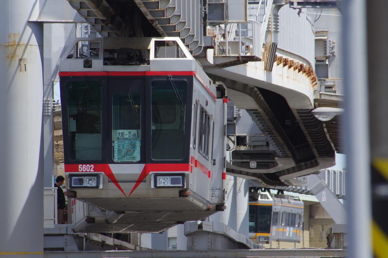 5601編成 裏鎌倉の登り坂HM