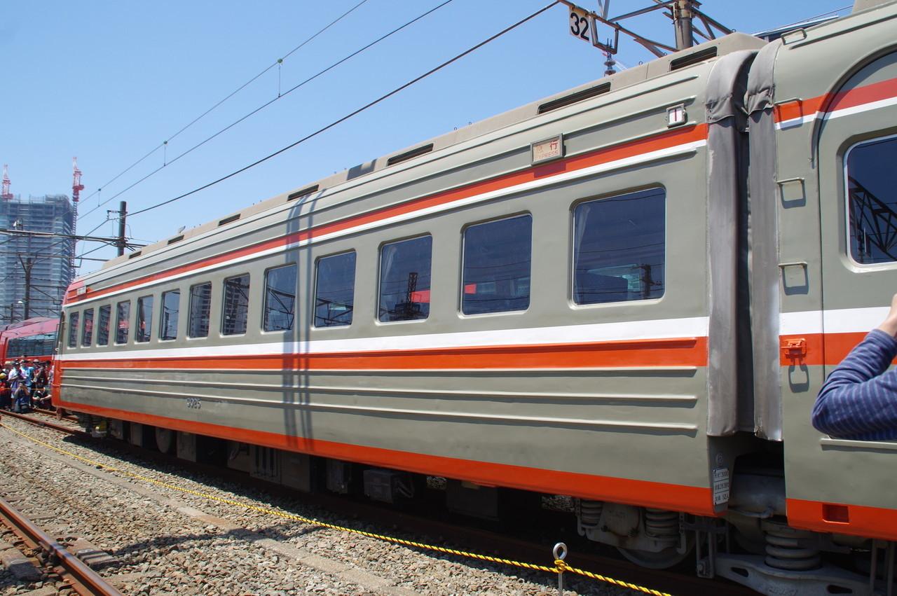 デハ3025(新宿側)