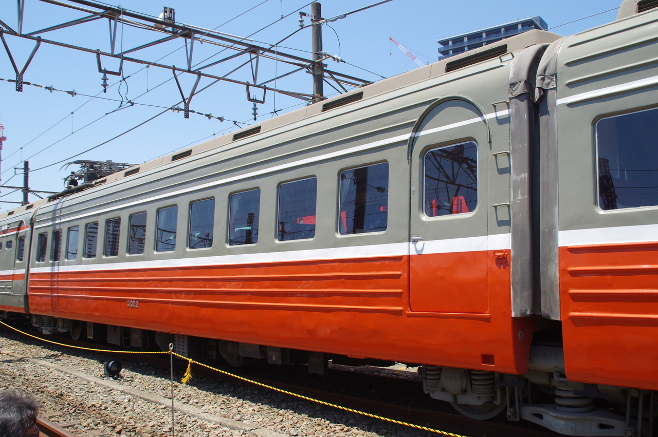 デハ3022(新宿側)