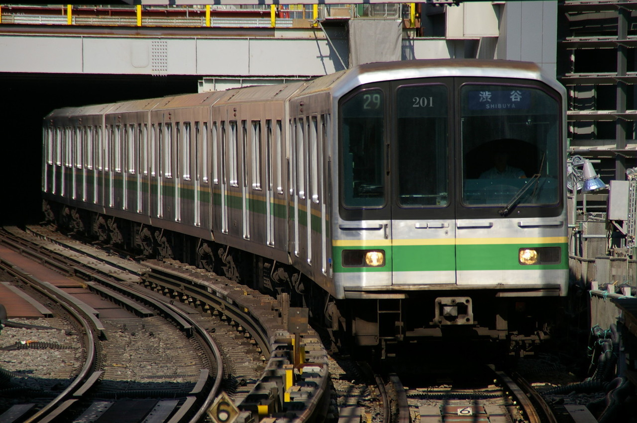 東京高速鉄道200系のウソ電