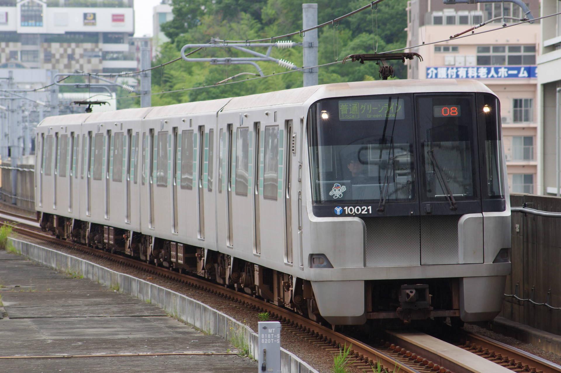 横浜市交通局 10000形第02編成