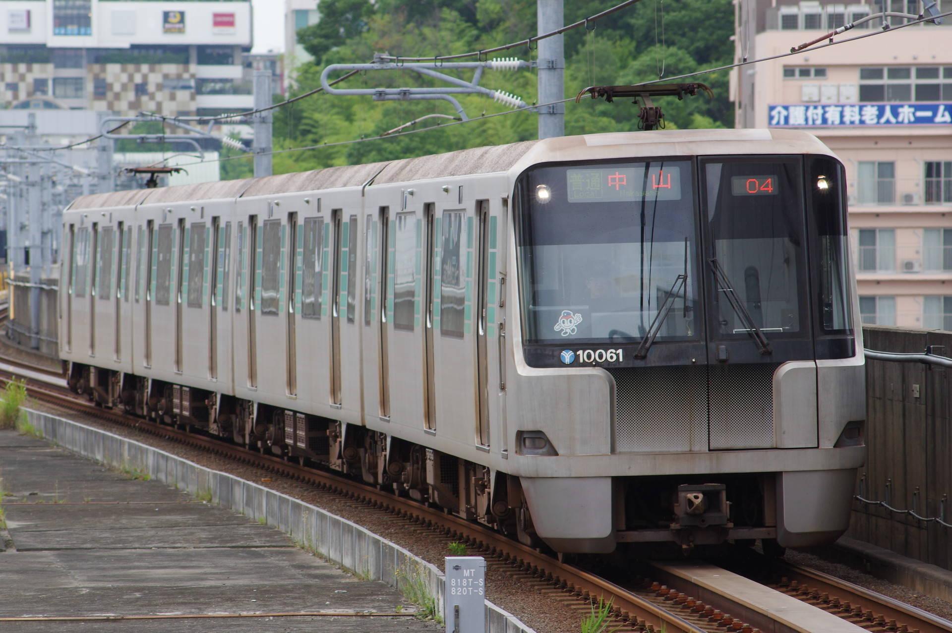 横浜市交通局 10000形第06編成