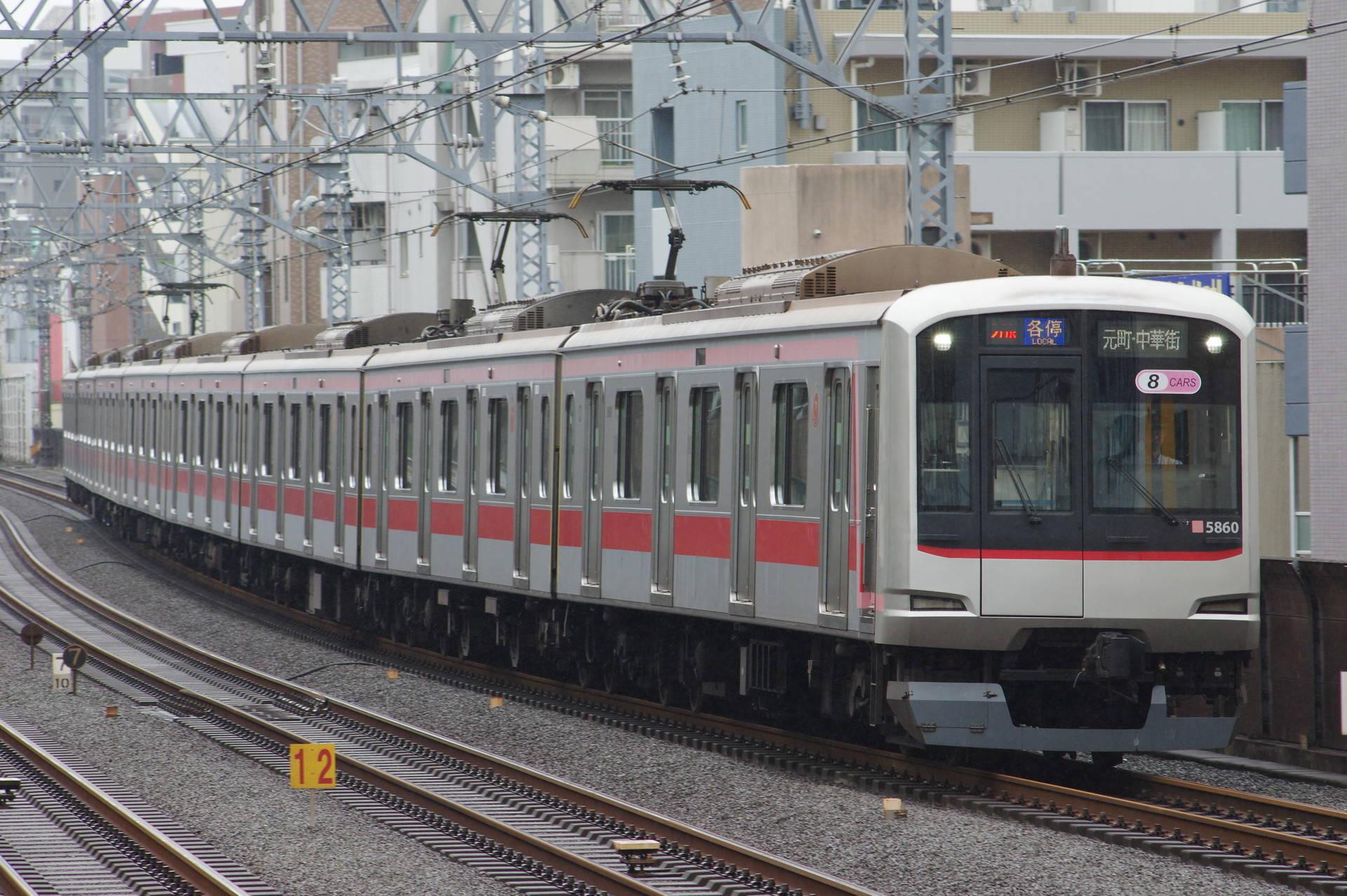 東急電鉄 5050系5160編成