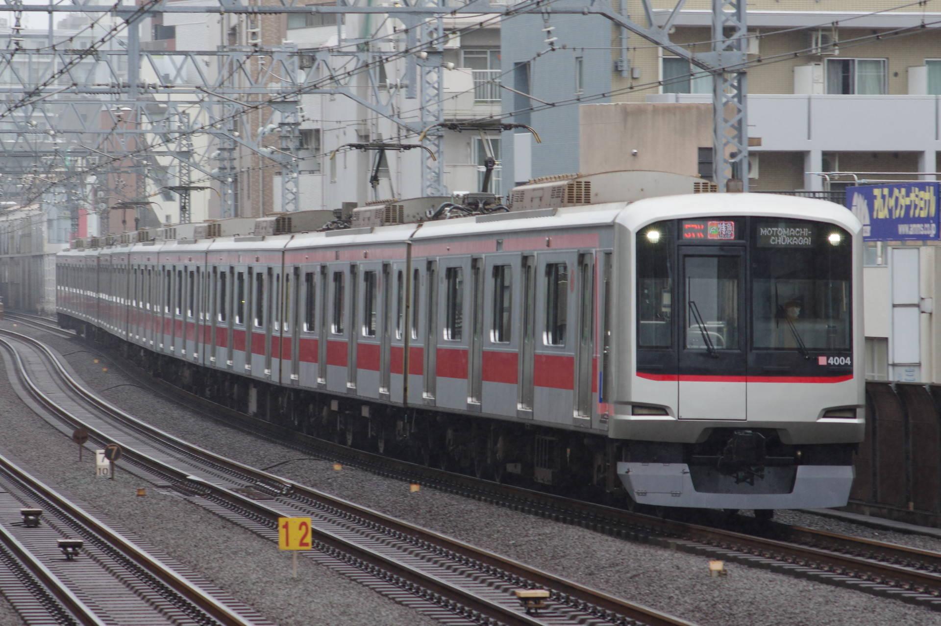 東急電鉄 5050系4000番台4104編成