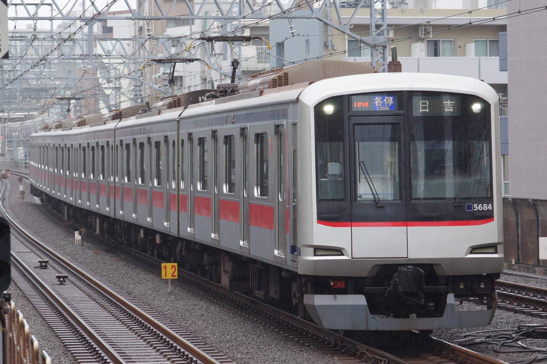 東急電鉄 5080系5184編成