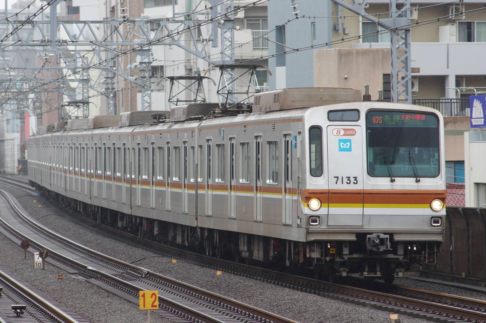 東京メトロ 7000系第33編成