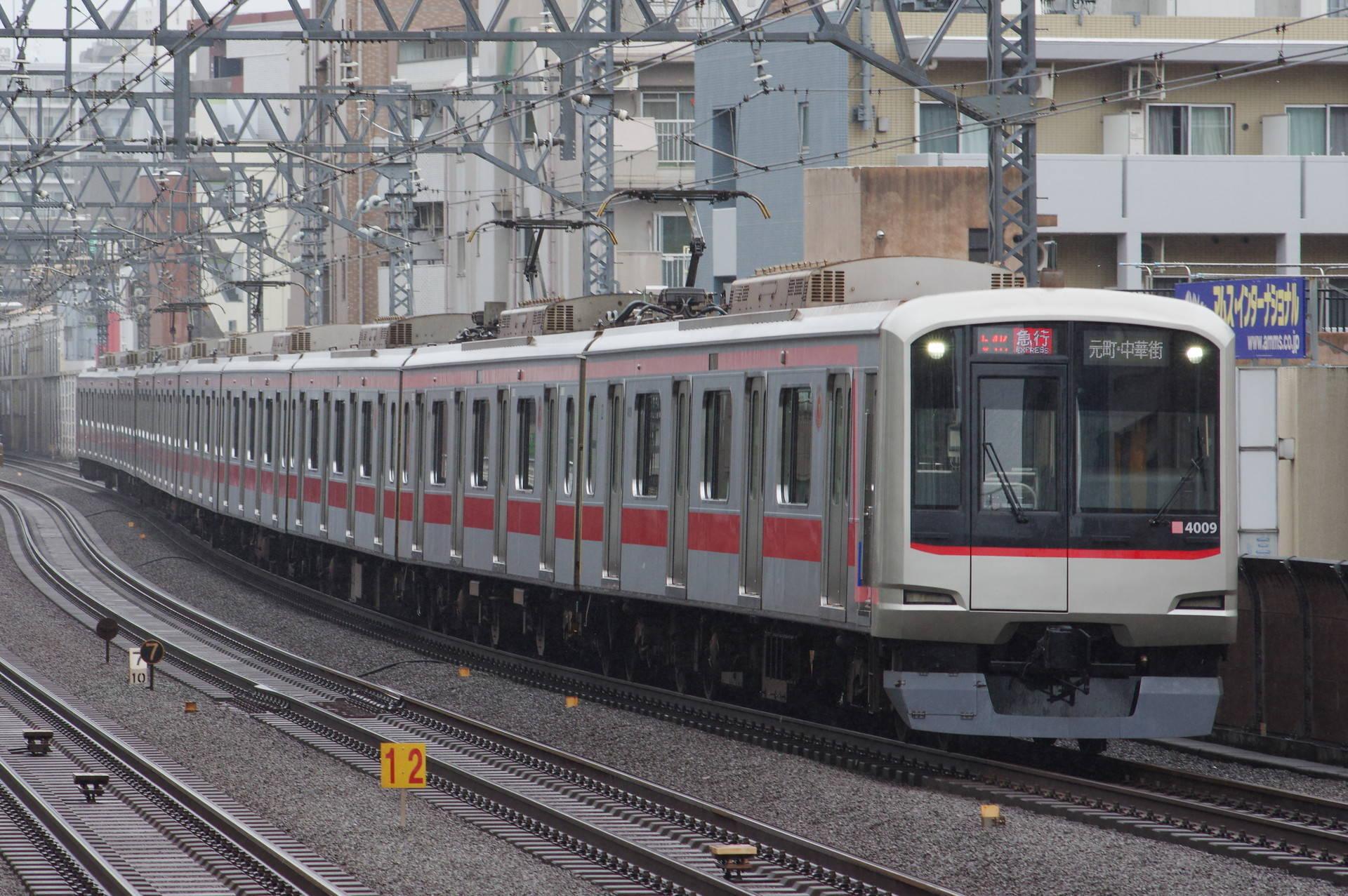 東急電鉄 5050系4000番台 4109編成