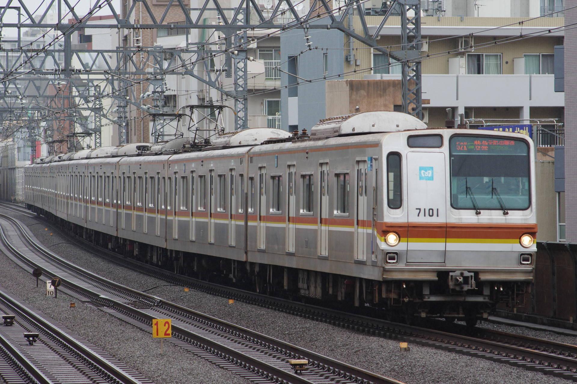 東京メトロ 7000系第01編成
