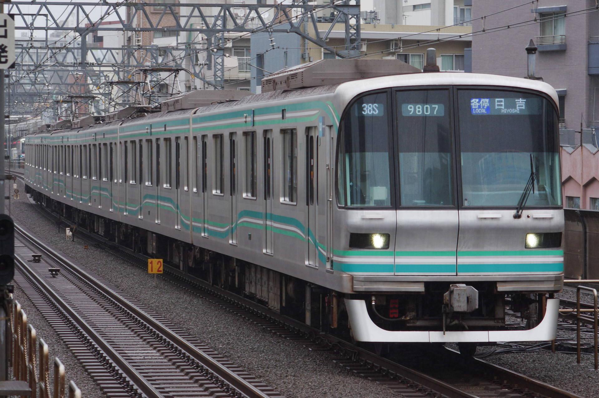 東京メトロ 9000系第07編成(B修車)