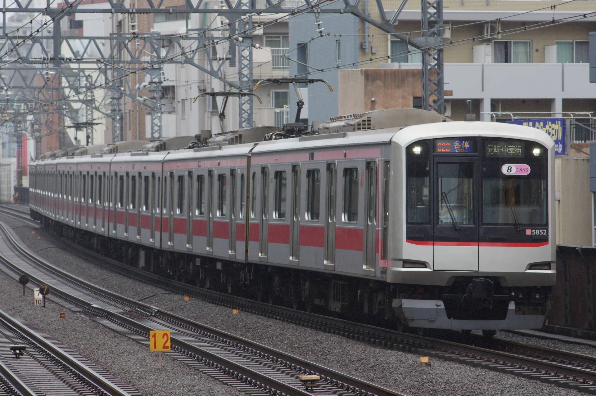 東急電鉄 5050系5152編成