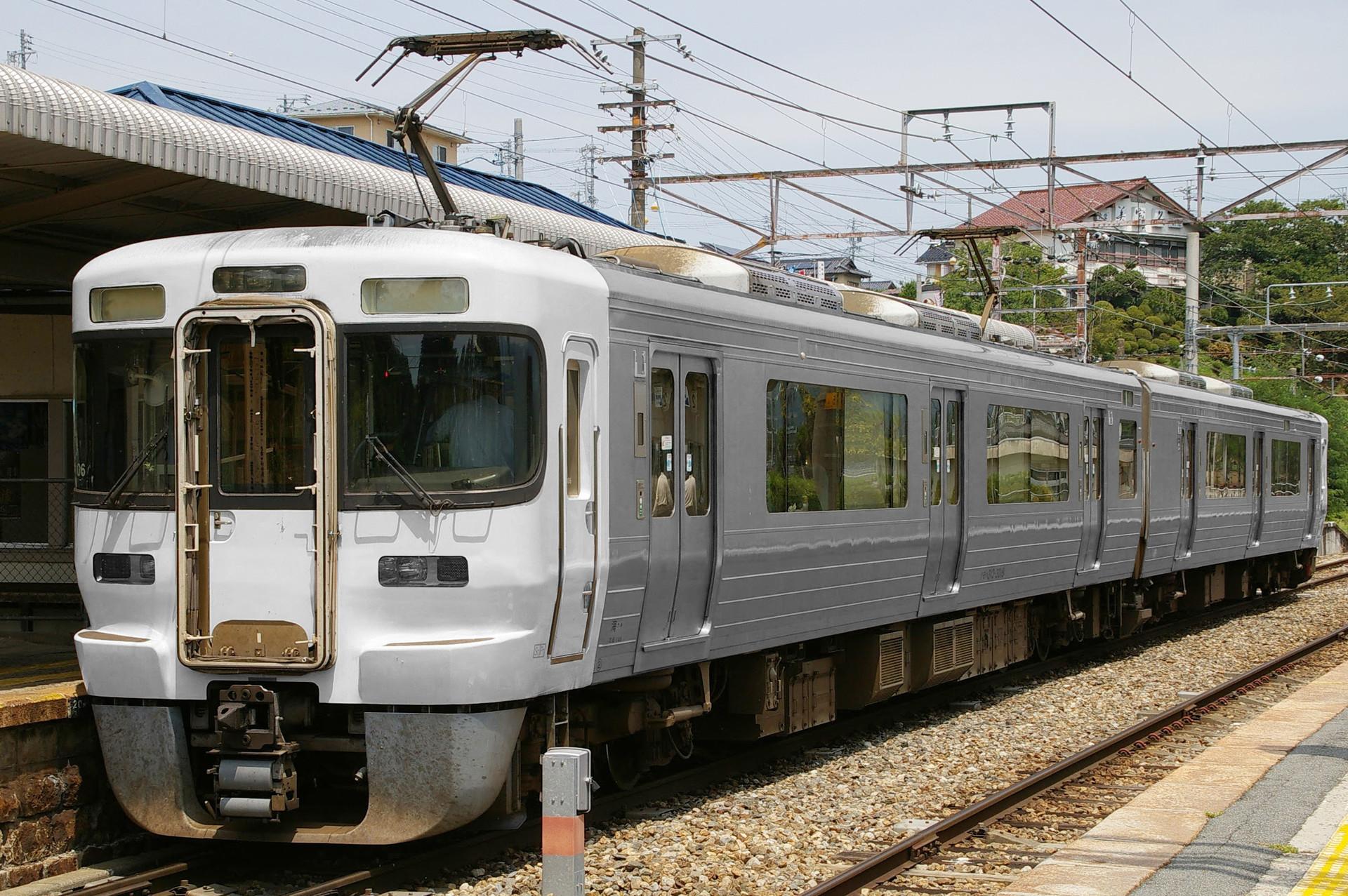 JR東海 313系3000番台の色変え用素体