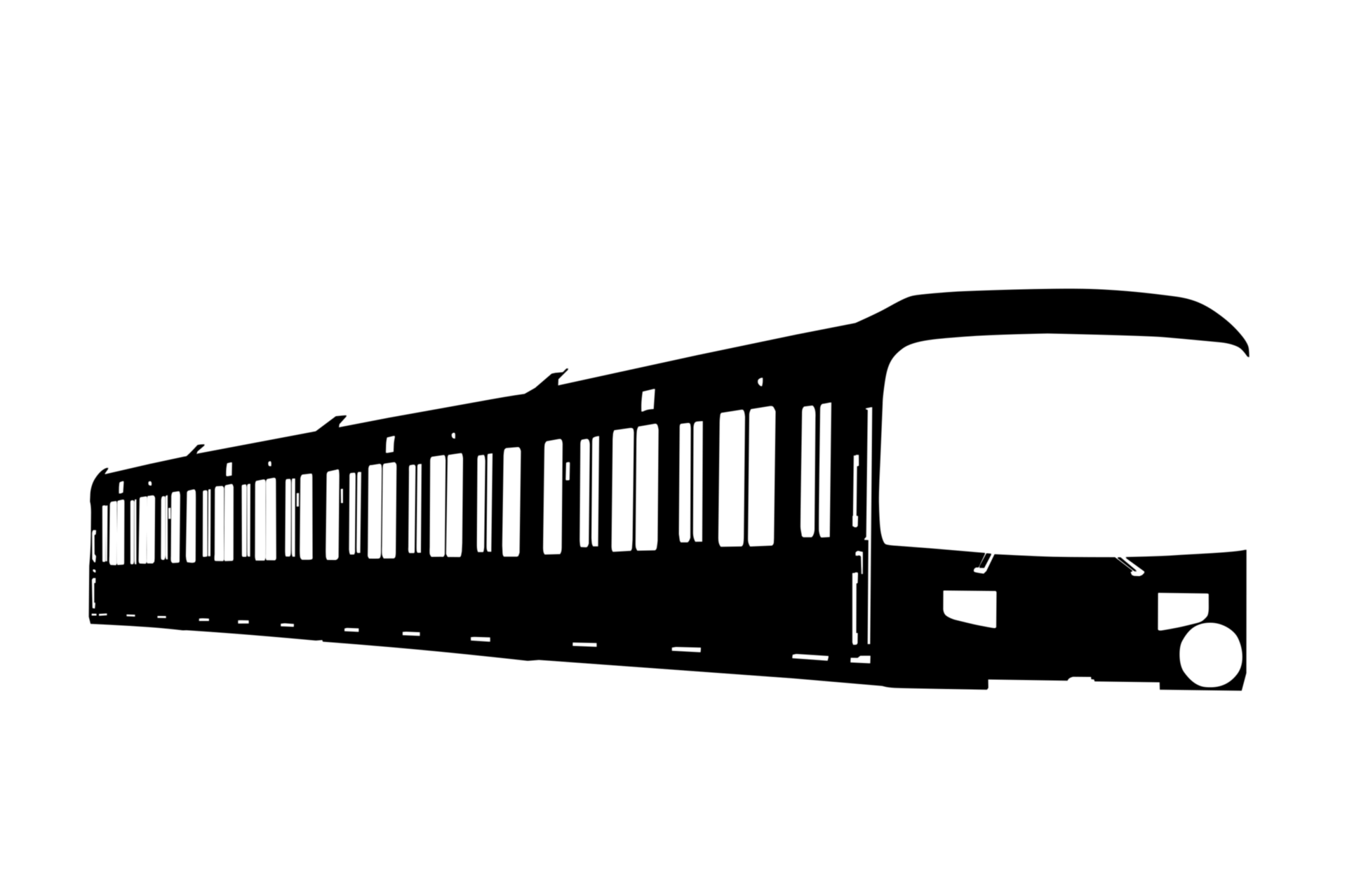 京阪電鉄 800形の型紙
