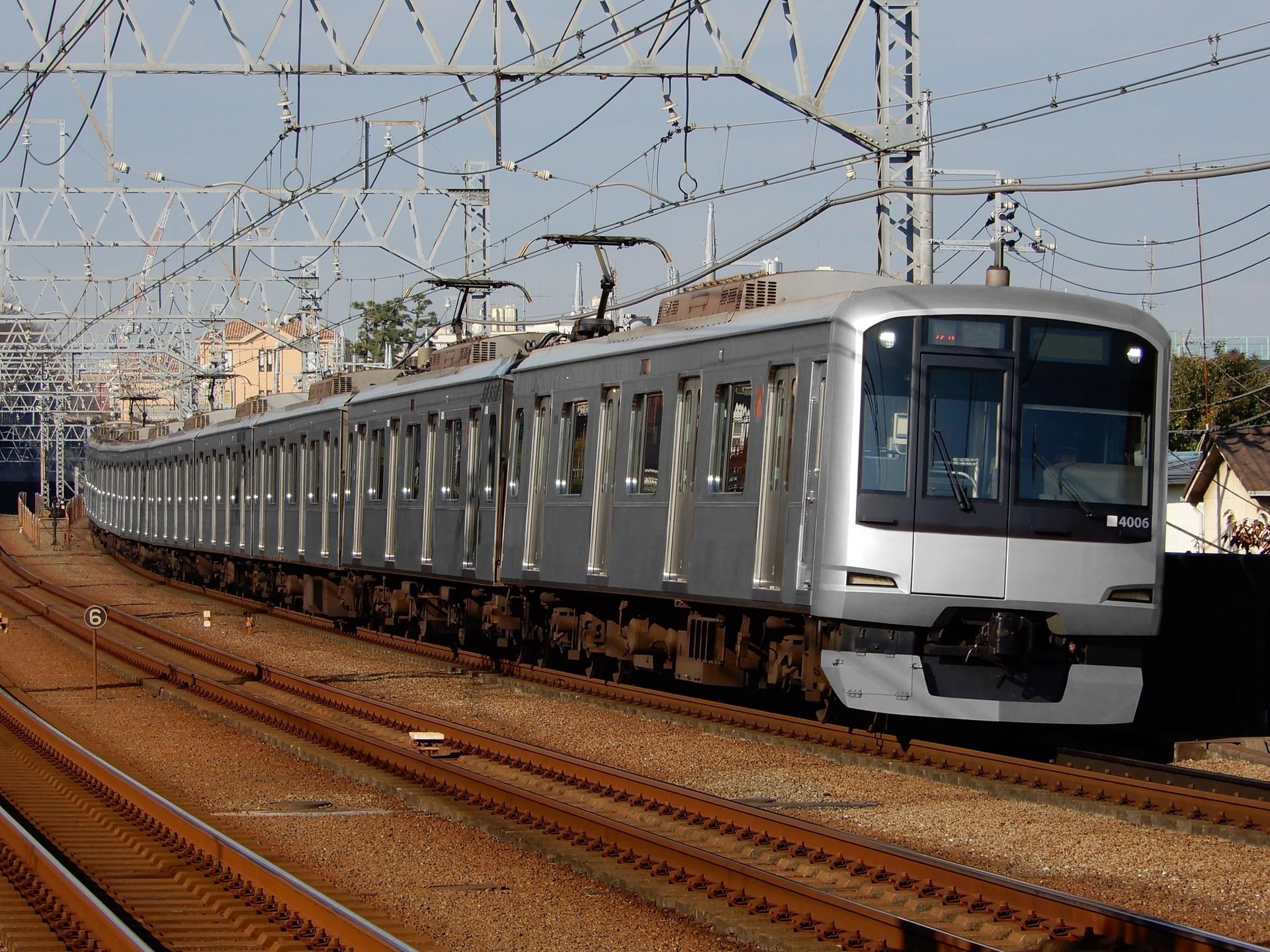 東急電鉄 5050系の色変え用素体