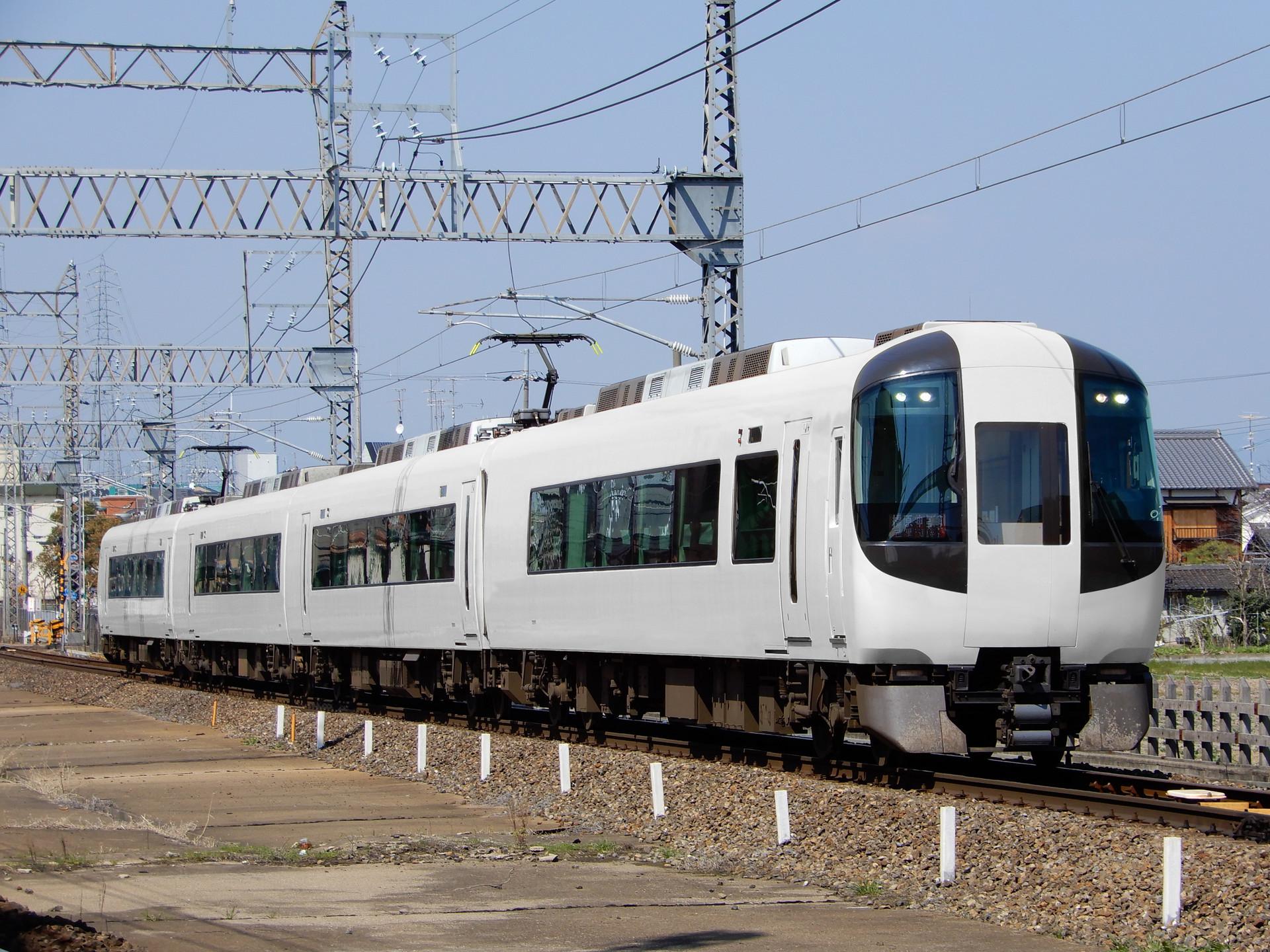 近畿日本鉄道 22600系の色変え用素体