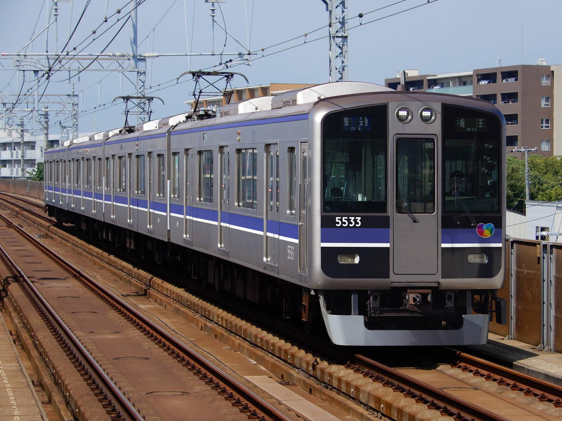 阪神5530系のウソ電