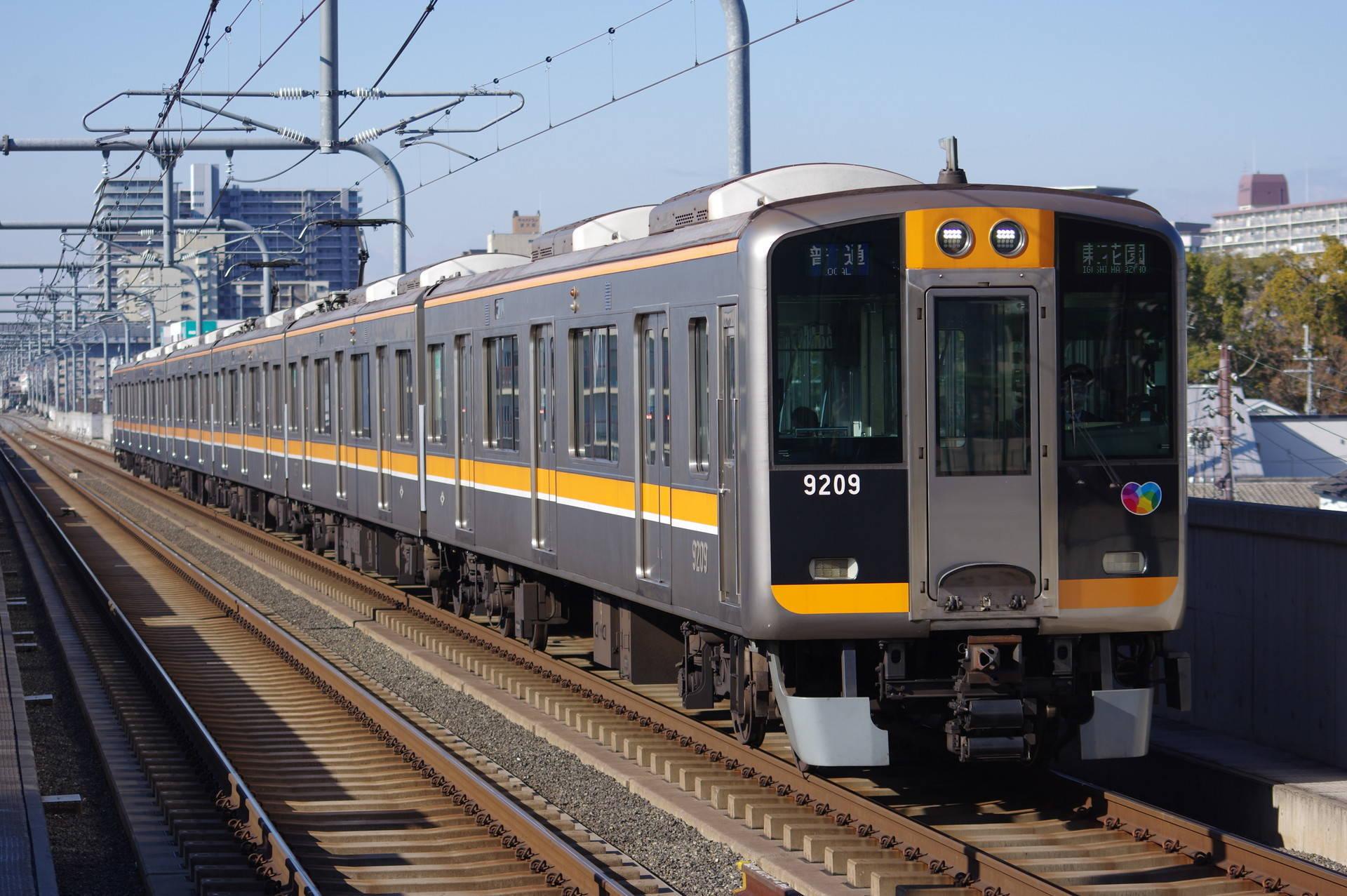 阪神9000系の元画像