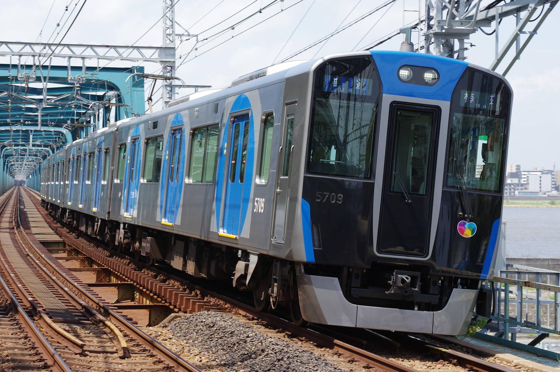 阪神 5700系5709編成