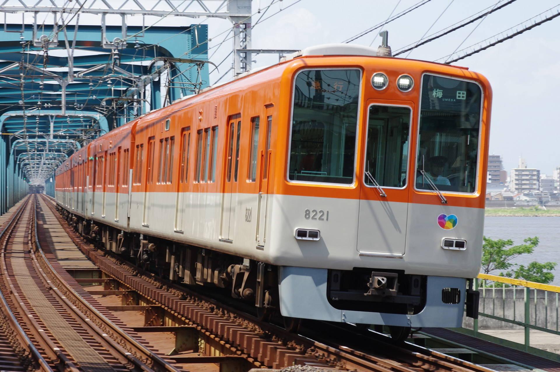 阪神 8000系8221編成