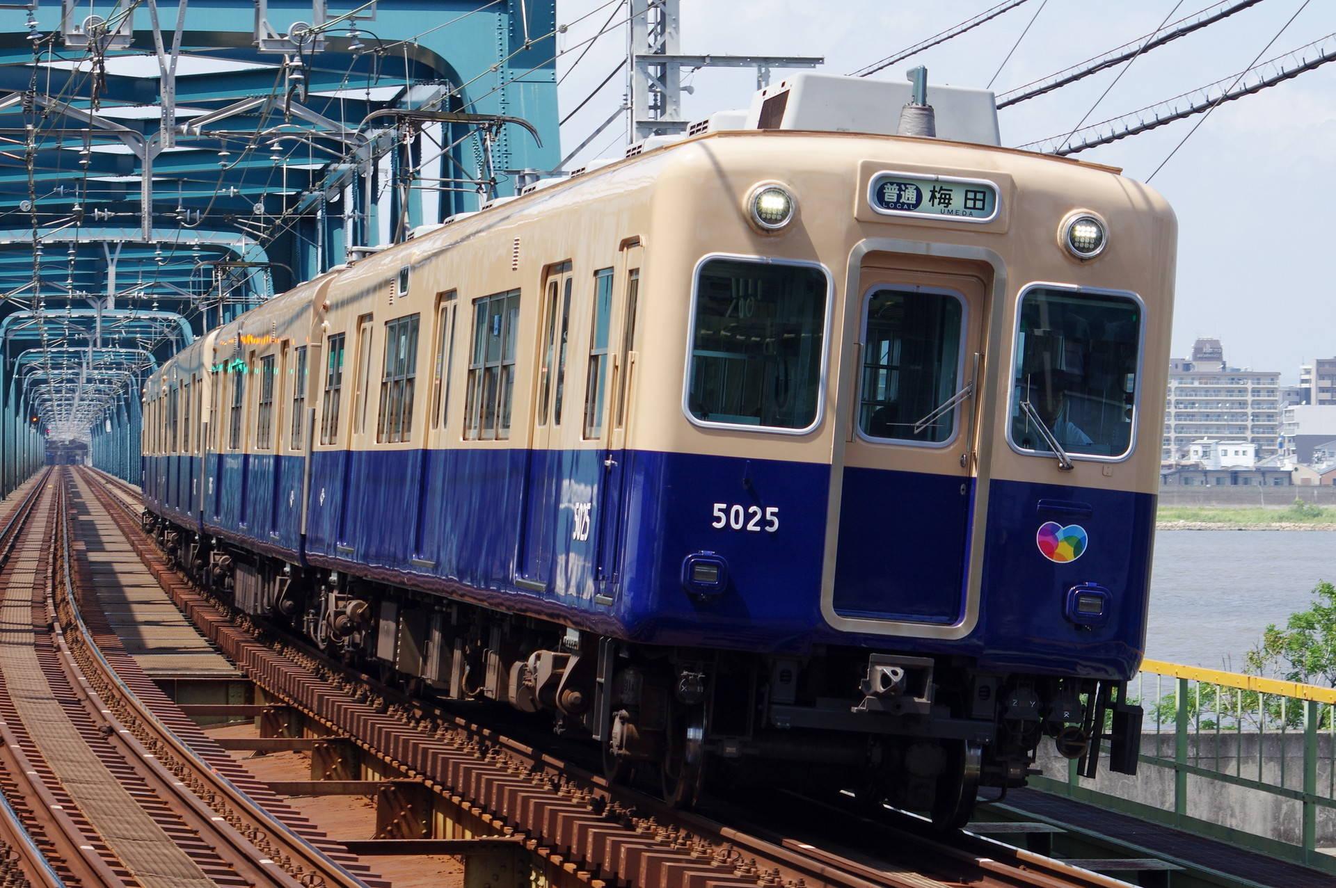阪神 5001形5025編成