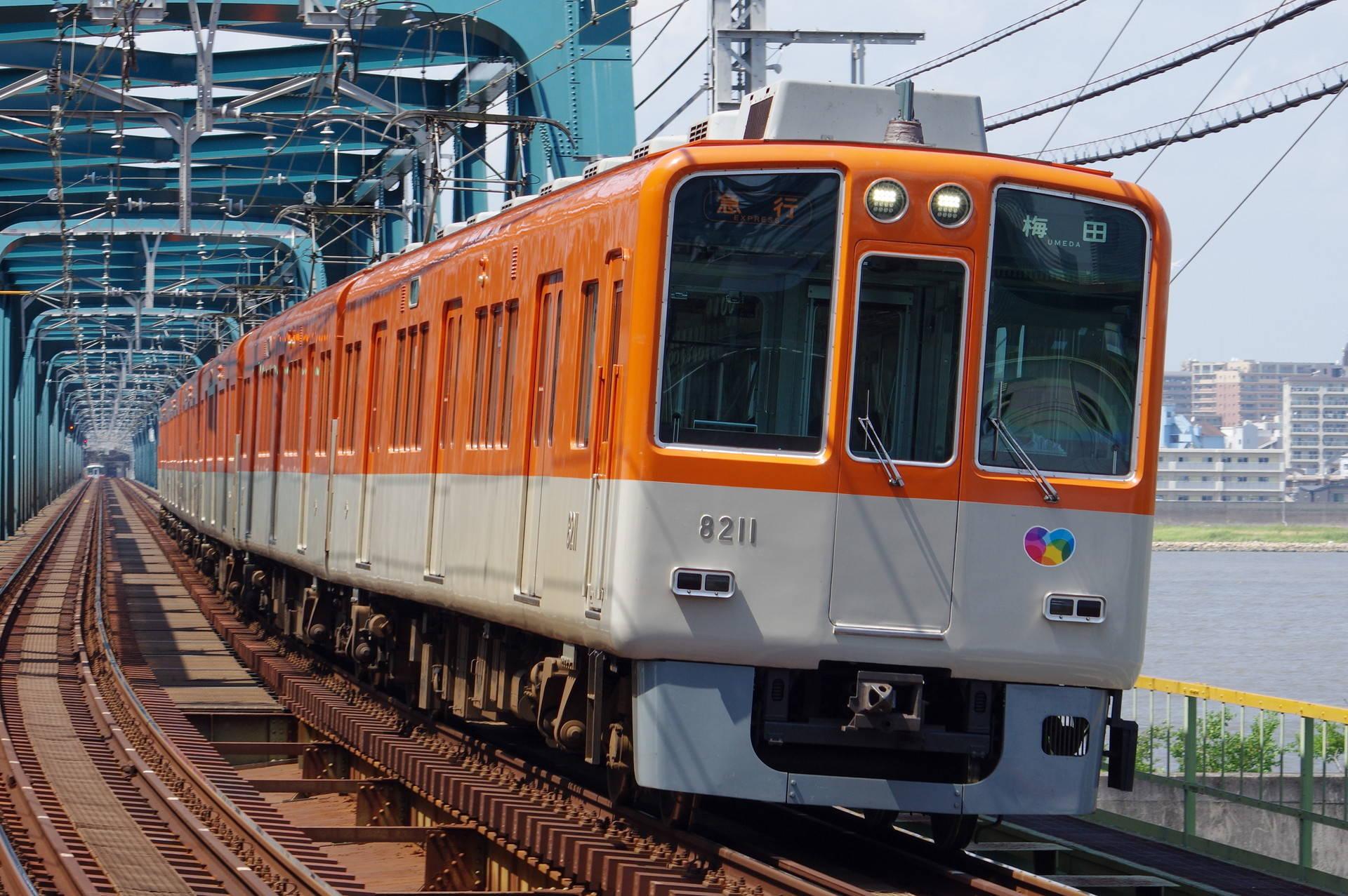 阪神 8000系8211編成