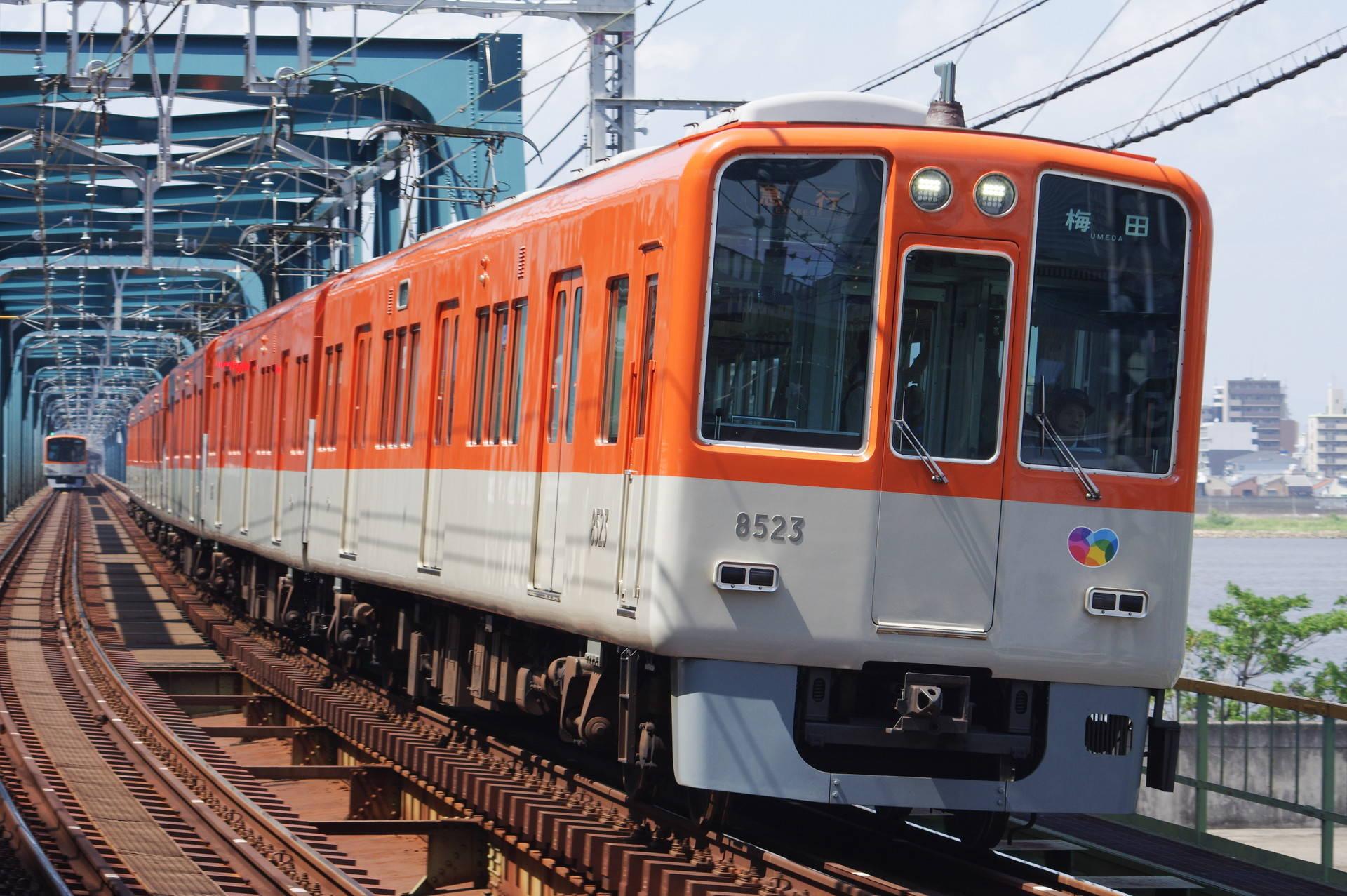 阪神 8000系8523編成