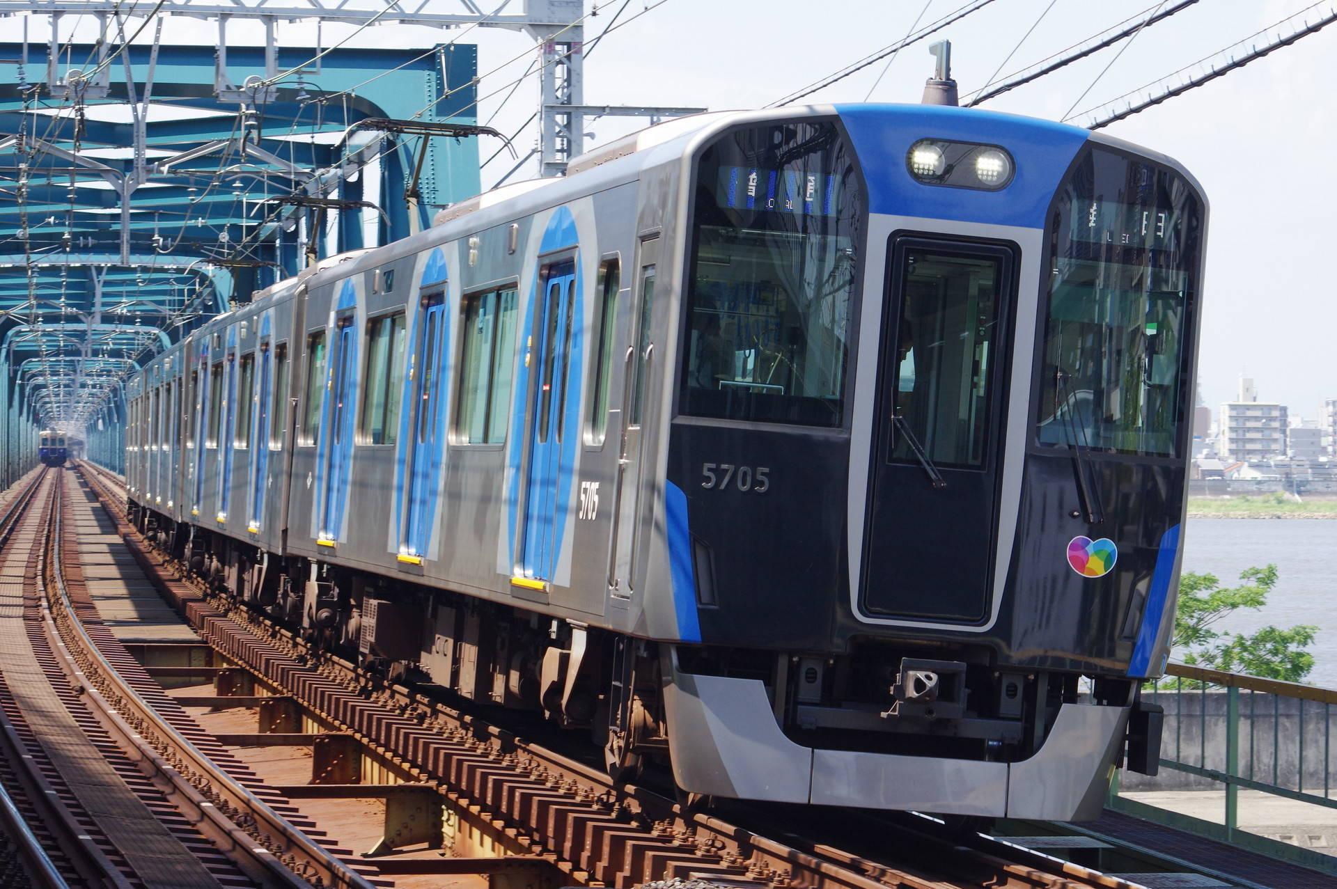 阪神 5700系5705編成